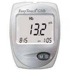 Easy Touch Gchb - Alat Tes Hemoglobin, Kadar Gula Darah, Kolesterol By Sehati.