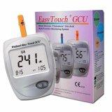 Jual Easy Touch Gcu 3 In 1 Alat Cek Tes Gula Darah Kolesterol Asam Urat Diabetes Colesterol Hiperuricemia Dilengkapi Dvd Penggunaan Akurat Ukur Kesehatan Di Rumah Di Dki Jakarta
