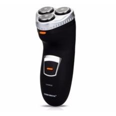 Edens Rechargeable Electric Alat Cukur untuk Pria, Cukur Halus dengan 3 Cincin Tahan Air-Intl