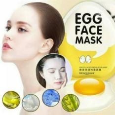 Egg Face Mask / Masker Telur Bioaqua