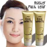 Promo Egg White Peel Off Mask Masker Putih Telur Egg White