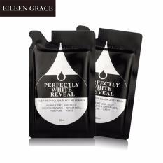 Jual Eileen Grace Deep Metabolism Black Jelly Mask 2Pcs Eileen Grace Murah