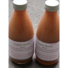 Ekstrak Asli Bawang Putih Jahe Merah Lemon Import Cuka Apel Madu 300 Ml Jawa Barat