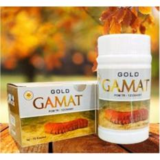 Perbandingan Harga Ekstrak Gamat Emas Gold Gamat Bpom Asli Original 75 Kapsul Bio Gold Di Jawa Barat