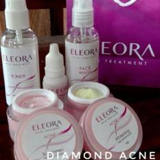 Ulasan Mengenai Eleora Paket Diamond Acne Mengatasi Jerawat Membandel Dan Menghilangkan Noda Wajah Menjadi Glowing