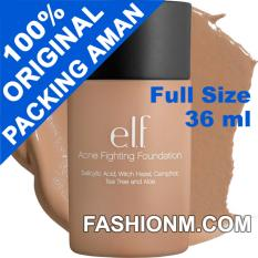 Harga Elf Acne Fighting Foundation Beige 83123 Satu Set