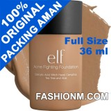 Review Pada Elf Acne Fighting Foundation Sand 83124