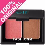 Elf Aqua Beauty Blush Bronzer Bronzed Pink Beige With Packaging Di Dki Jakarta