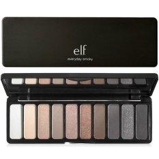 Spesifikasi Elf Everyday Smoky Eyeshadow Palette