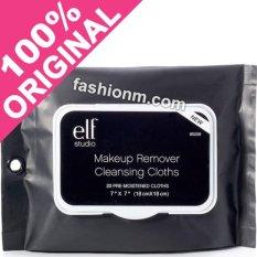 Harga Elf Makeup Remover Cleansing Cloths Elf Baru