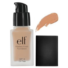 Situs Review Elf Flawless Finish Foundation Spf 15 Buff