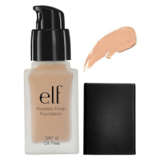 Harga Elf Flawless Finish Foundation Spf 15 Sand Termurah