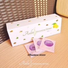 Elhamra - AULIA SLIMMING HERBAL By.Shandy Aulia Varian Strong - 3 sachet