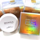 Elhamra Bioaqua Bb Cream Air Cushion Extreme Bare With Spf50 Bedak Wajah Ivory White Promo Beli 1 Gratis 1