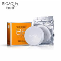 Elhamra - BIOAQUA BB Cream Air Cushion Extreme Bare With SPF50++ Bedak Wajah - Light Skin