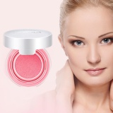 Elife Professional Makeup Cosmetic Blush Blusher Powder Palette Air Cushion Blusher Light Pink Intl Terbaru