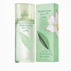 Situs Review Elizabeth Arden Green Tea Lotus Women 100Ml
