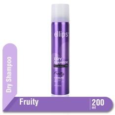 Iklan Ellips Dry Shampoo Fruity 200 Ml