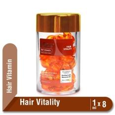 Beli Ellips Hair Vitamin Moroccan Oil Hair Vitality Jar 50 X 1 Ml Baru