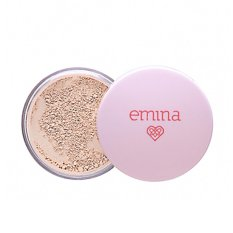 Emina Bare With Me Mineral Loose Powder 01 Fair