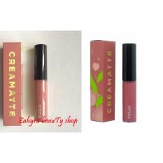 Iklan Emina Creamatte Lip Cream 02 Fuzzy Wuzzy Dan 03 Mauvelouse Paket Hemat