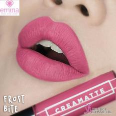 EMINA Creamatte Lip cream 04 Frost Bite
