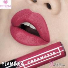Emina Creamatte Lip cream 05 Flamingo