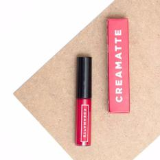 Emina Creamatte Lip Cream - 06 Jelly Bean