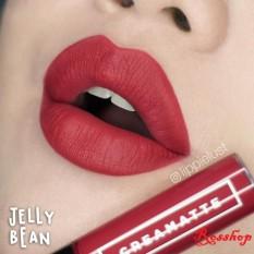 Emina Creamatte Lip Cream - 06 Jelly Bean