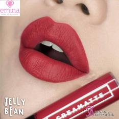 EMINA Creamatte Lip cream 06 Jelly Bean