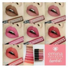 Emina Creamatte Original - Lip Cream No 02. fuzzy wuzzy