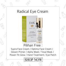 Review Pada Emk Radical Eye Cream