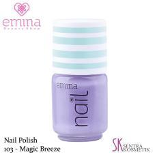 EMINA Nail Polish Water Base 103 Magic Breeze - 5 ml
