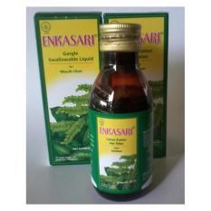 Iklan Enkasari Syrup 120 Ml Paket 2 Botol Obat Kumur Obat Sariawan Obat Penyegar Mulut Penghilang Bau Mulut Tak Sedap