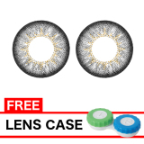 Beli Eos Luna Black Softlens 14 50Mm Gratis Lenscase Yang Bagus