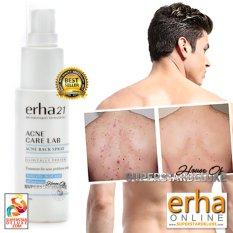 Erha Acne Back Spray (sembuhkan jerawat badan)