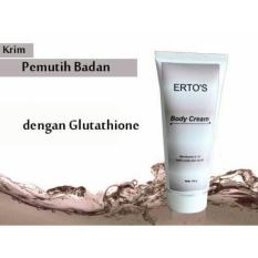 Jual Ertos Body Cream Branded