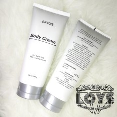 Ertos Body Cream Whitening Original Bpom Lotion Ertos 180G Diskon Indonesia