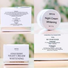 Jual Ertos Night Cream Cream Malam Krim Malam Branded