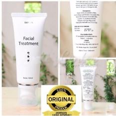 Ertos Original Facial Treatment Dengan Bulu Sikat Halus Angkat Sel Mati Kulit Wajah Cerah Glowing