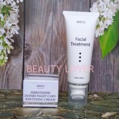 Ertos Paket Night Cream + Facial Treatment