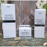 Ertos Paket Whitening 3In1 Cc Cream Night Cream F*c**l Wash Original
