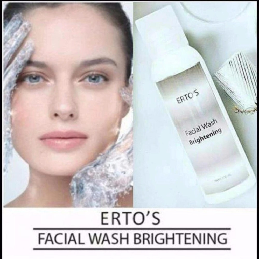 Beli Ertos Ee Whitening Aircushion Bedak Air Cushion Skincare Foundation Aman Untuk Kulit Sensitif Facial Treatment Wash Brightening 100ml Putih Merona