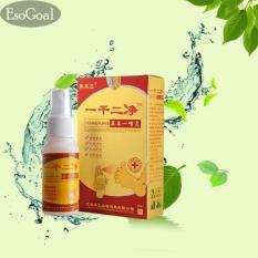 EsoGoal 30 Ml Natural Chinese Herbal Medicine Spray untuk EczemaDermatitis Psoriasis Vitiligo Pengobatan Penyakit Kulit-Intl