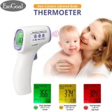 Beli Esogoal Digital Thermometer Instan Termometer Inframerah Non Kontak Untuk Tubuh Dan Permukaan Objek Pengukuran Online Murah