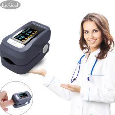 Harga Esogoal Jari Tipe Oximeter Oksigen Saturasi Denyut Jantung Pulse Monitor Esogoal Online