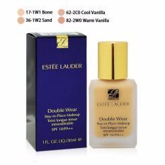 Estee Lauder Double Wear Foundation 30 ml Warna BONE