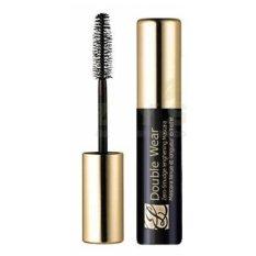 Harga Estee Lauder Double Wear Zero Smudge Lengthening Mascara 2 8Ml 01 Black Mini Size Estee Lauder Original