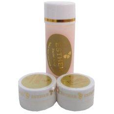 Beli Esther Gold Bleaching Cream A B Krim Esther Gold Perawatan Wajah Indonesia