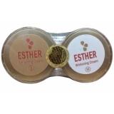 Model Esther Gold Whitening Cream S M Memutihkan Wajah Terbaru